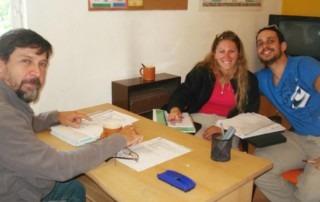 Our Spanish School in Bariloche, Argentina