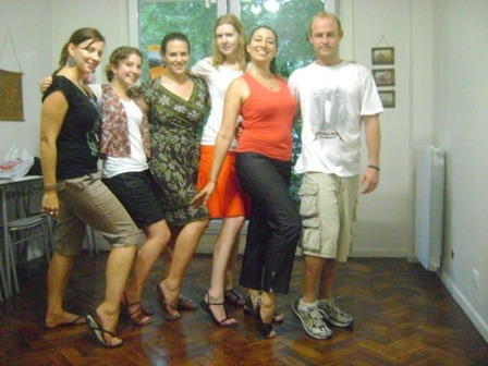 Our Spanish School in Buenos Aires, Argentina