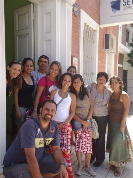 Our Spanish School in Cordoba, Argentina