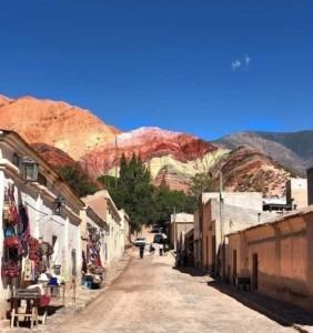 seven colors hill argentina