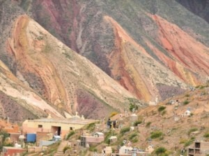 colors mountain argentina