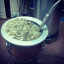 mate Argentinean drink