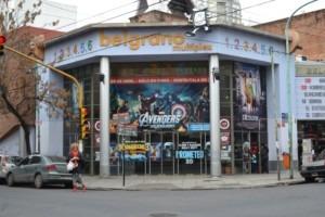 Belgrano Multiplex Cinema