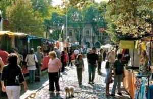 Feria Plaza Dorrego