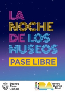 night of the museums buenos aires