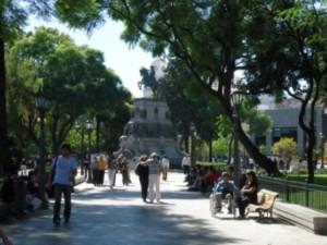 spanish-lessons-cordoba-argentina-San-Martin-square
